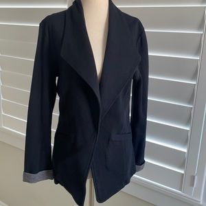 Matty M blazer jacket size S soft lightweight